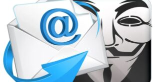 Envoyer un email anonyme
