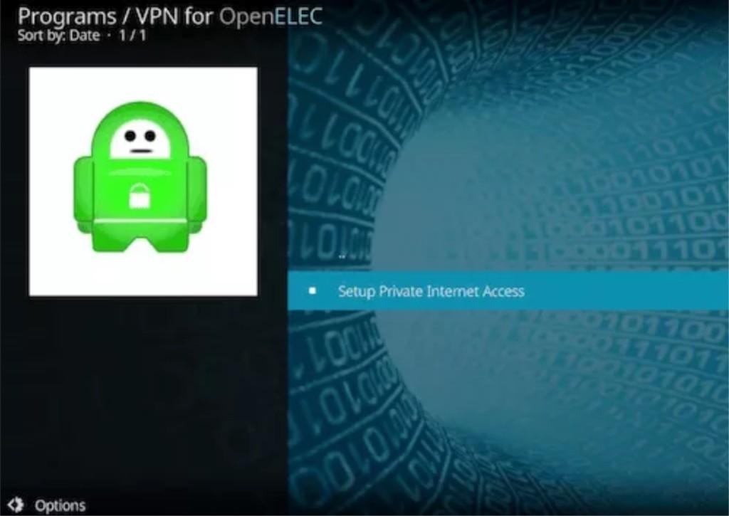configuration de votre VPN