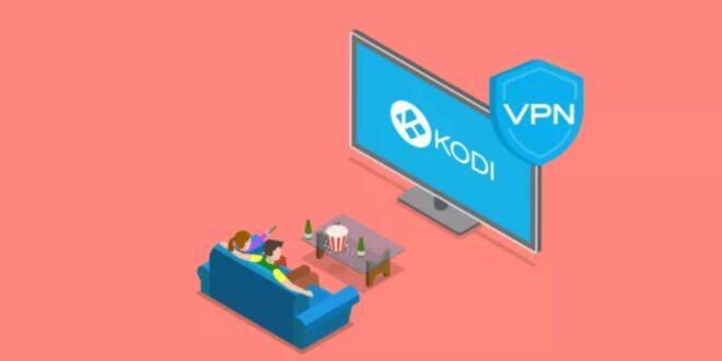 Installer VPN sur Kodi