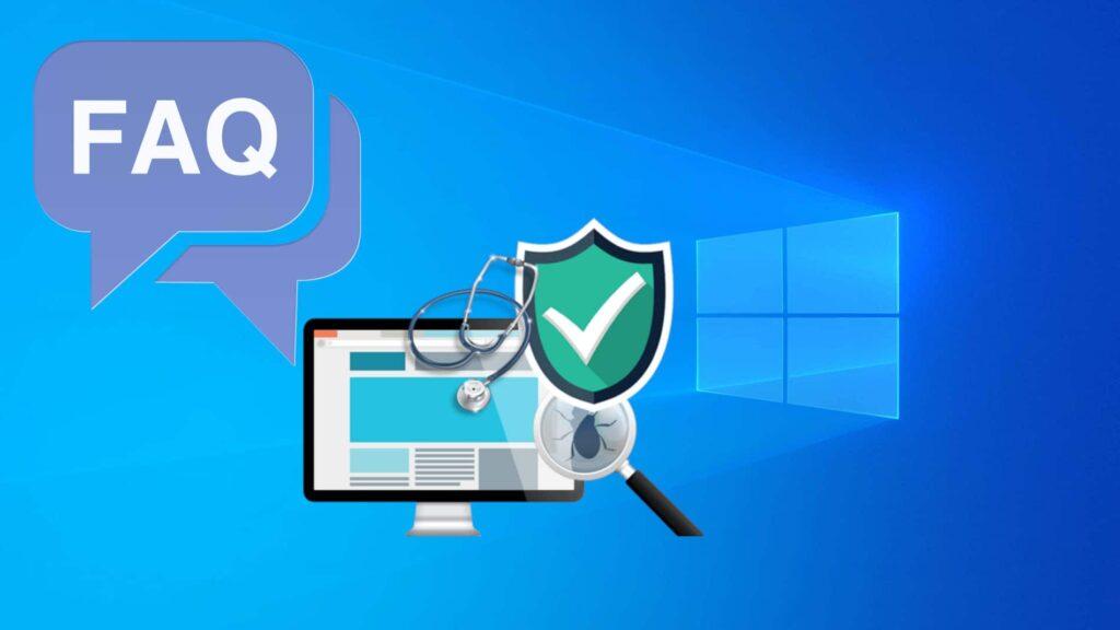 FAQ Antivirus