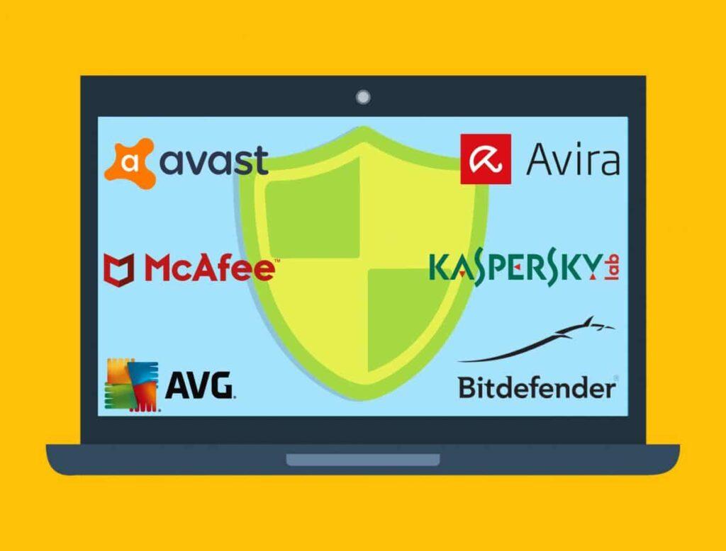 Meilleurs logiciels antivirus