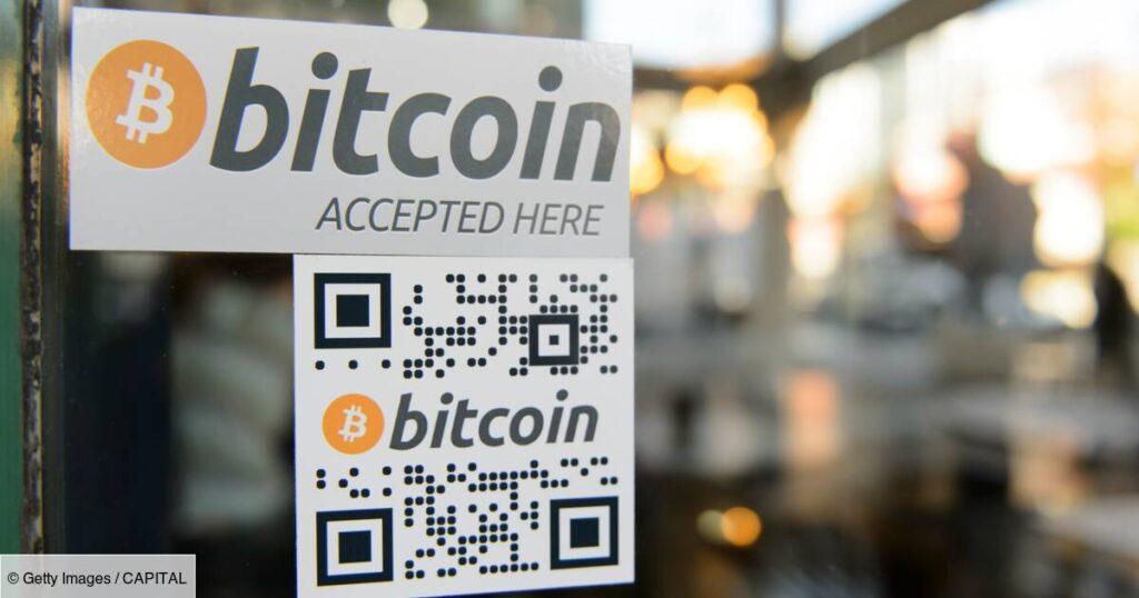 Bitcoin comme paiement