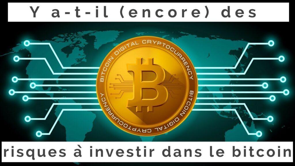 Risques liés à l'investissement dans Bitcoin